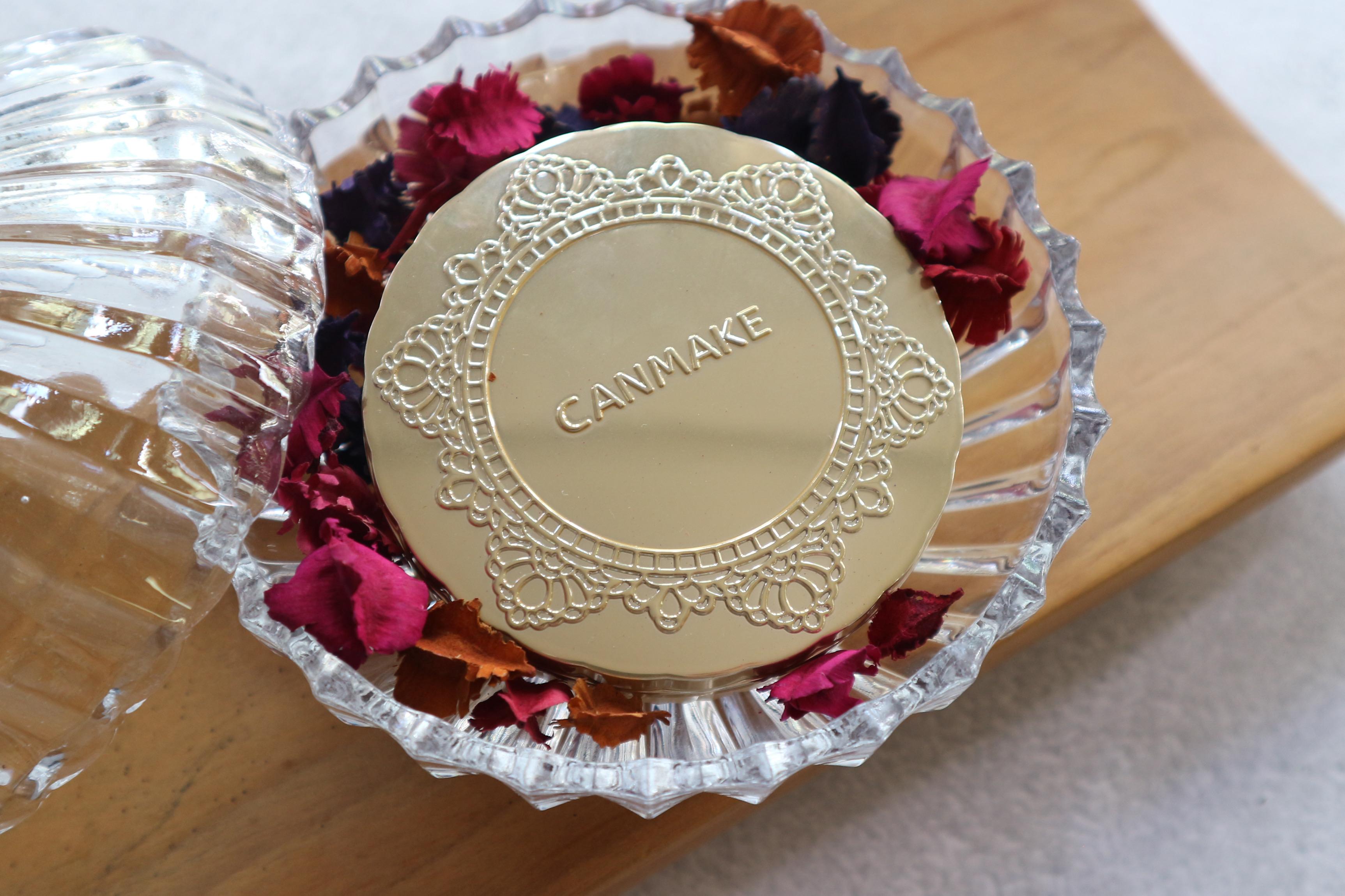 REVIEW | Canmake Marshmallow Finish Powder SPF26/PA++