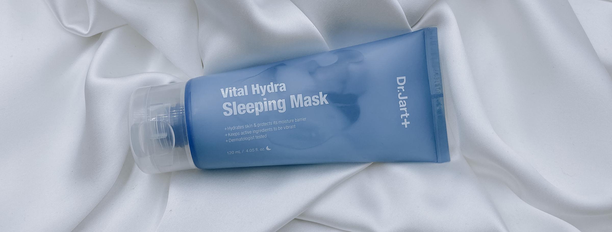 REVIEW | Dr Jart+ Water Jet Vital Hydra Sleeping Mask