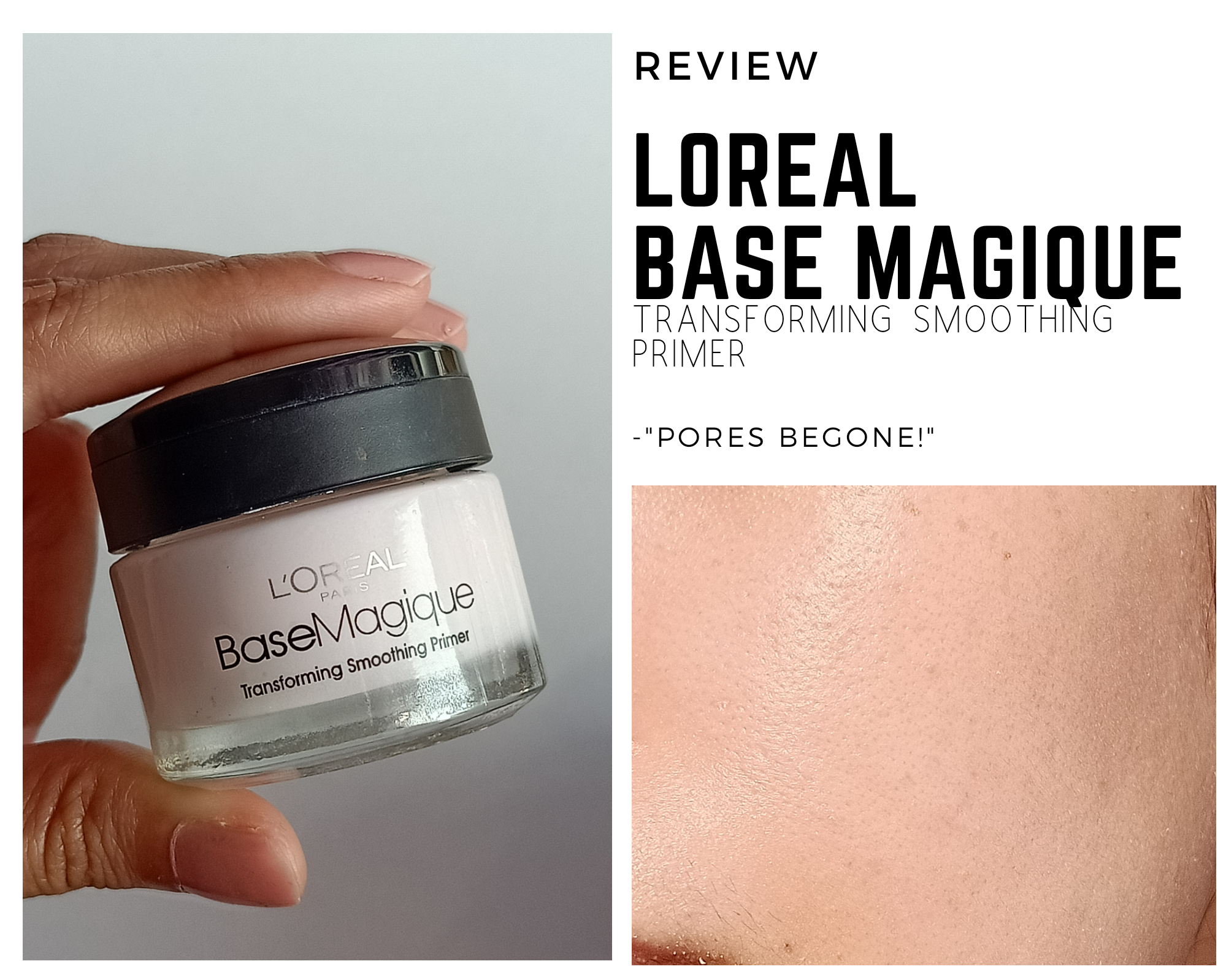 REVIEW | Loreal Magique Transforming Smoothing Primer