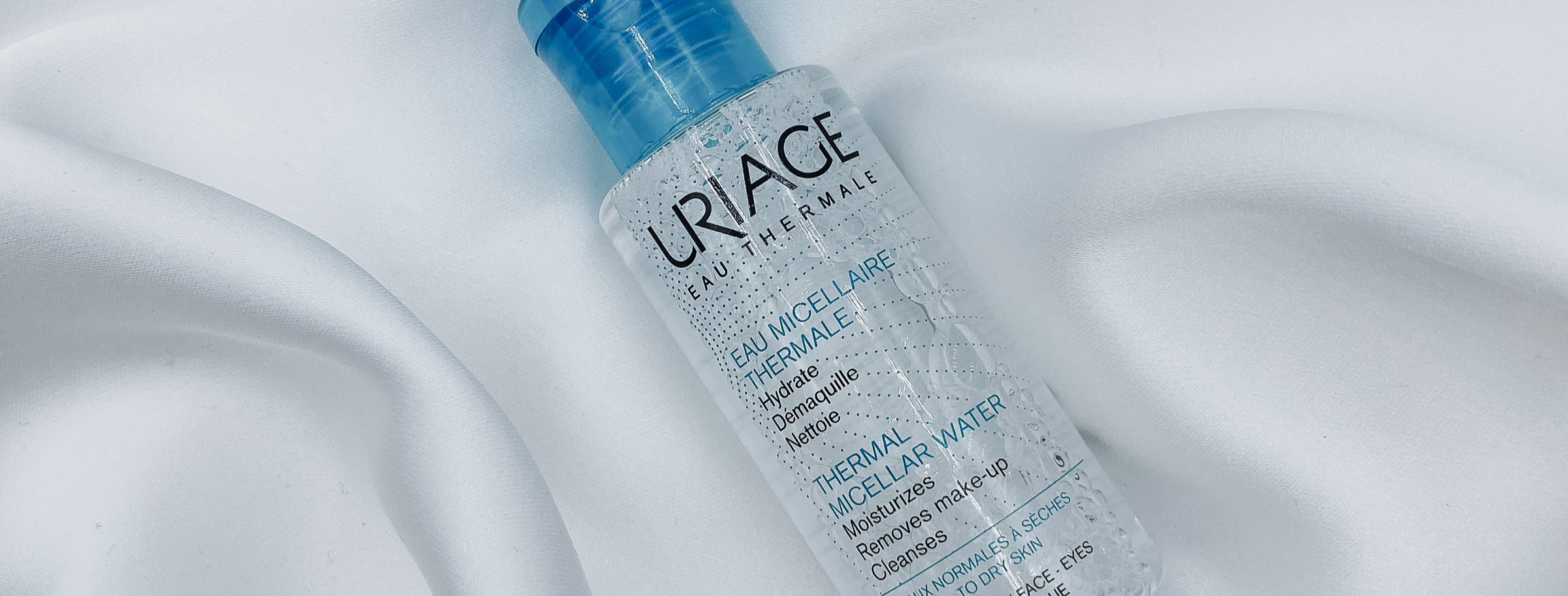 REVIEW | Uriage Thermal Micellar Water (For Normal/Dry Skin)
