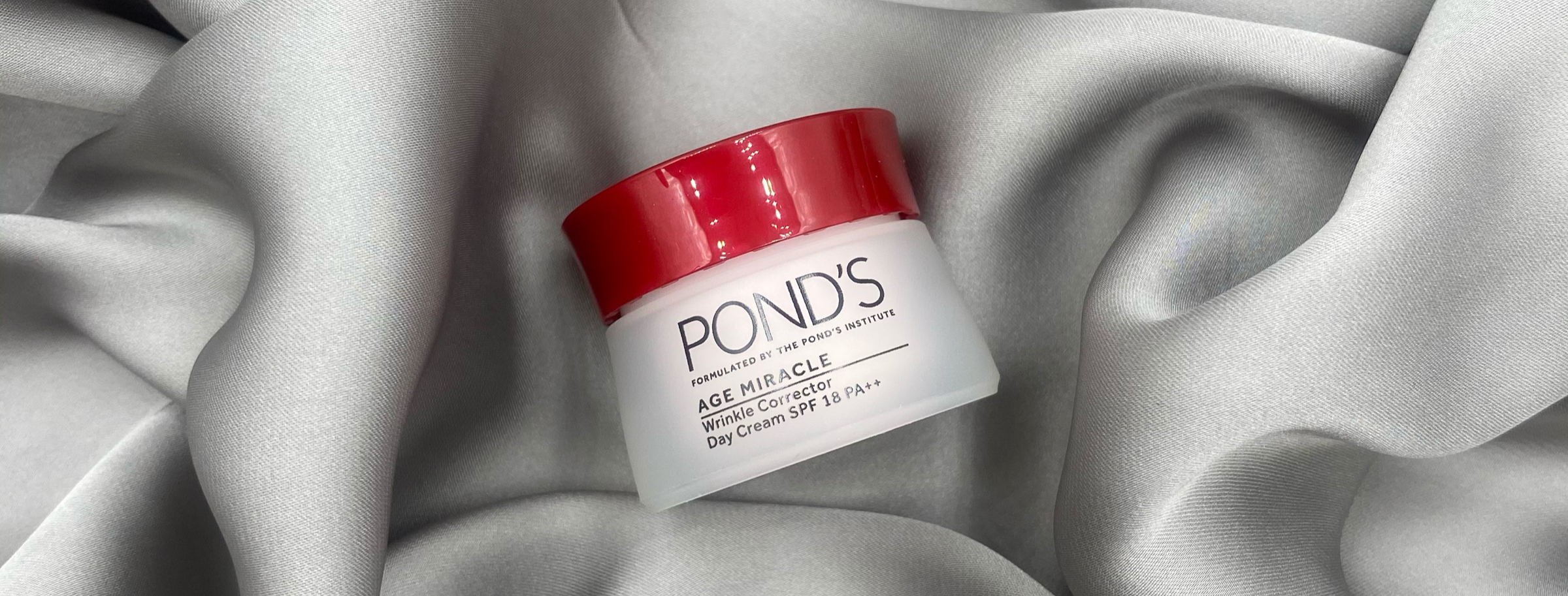 REVIEW | Pond's Age Miracle Wrinkle Corrector Day Cream SPF18 PA++