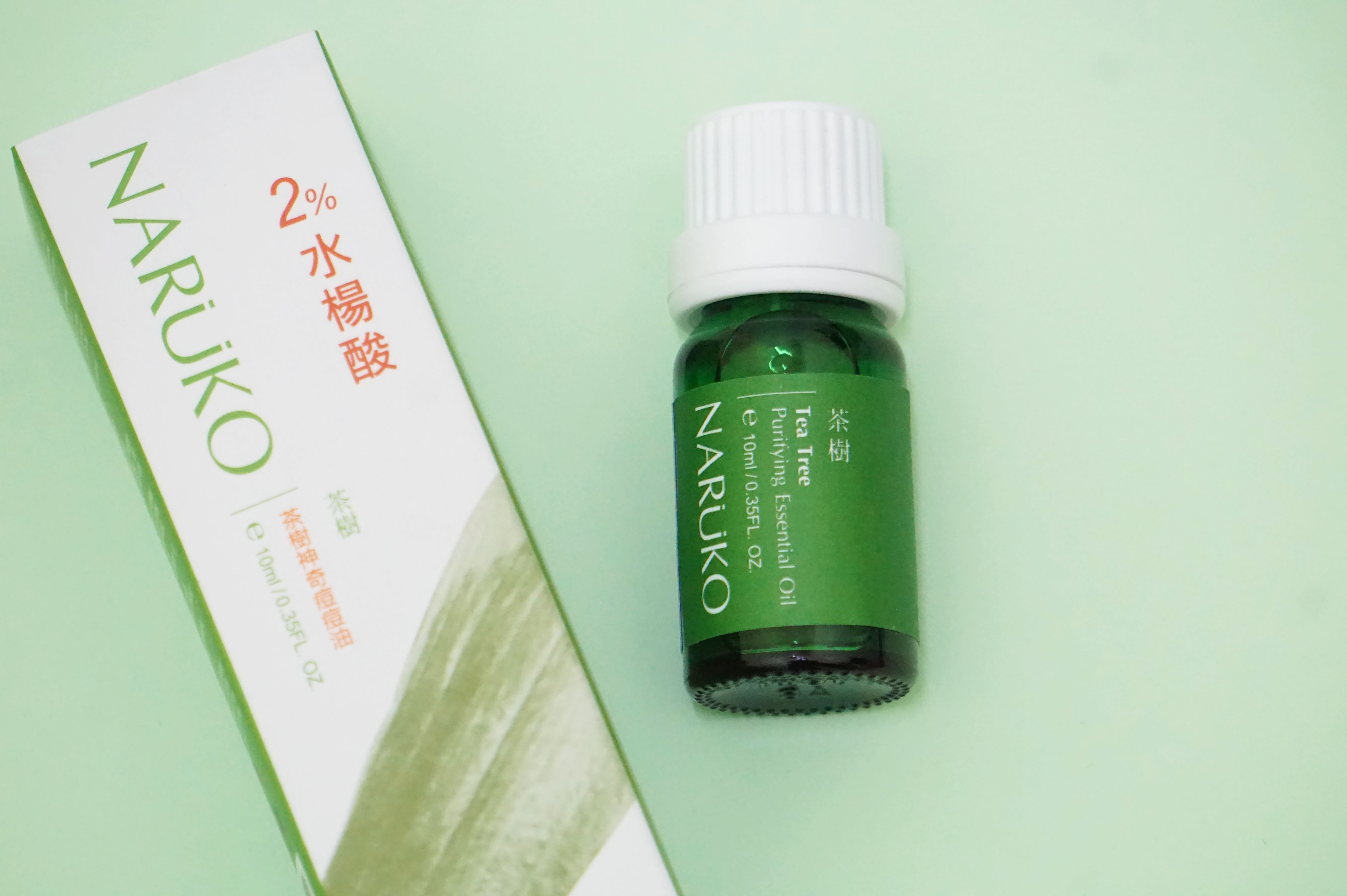 REVIEW | Naruko Tea Tree Purifying Essential Oil