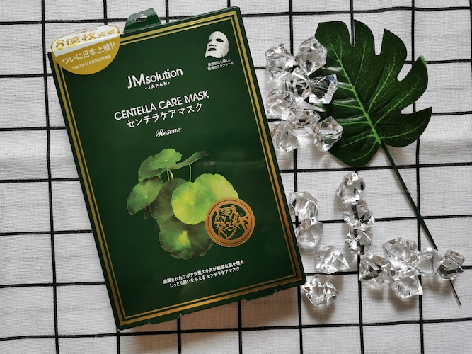 REVIEW | JM Solution Japan Centella Care Mask