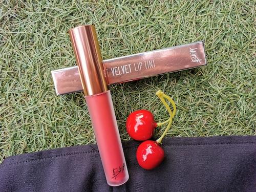 REVIEW | [Flower Series] BBIA Last Velvet Lip Tint #More Pleasant