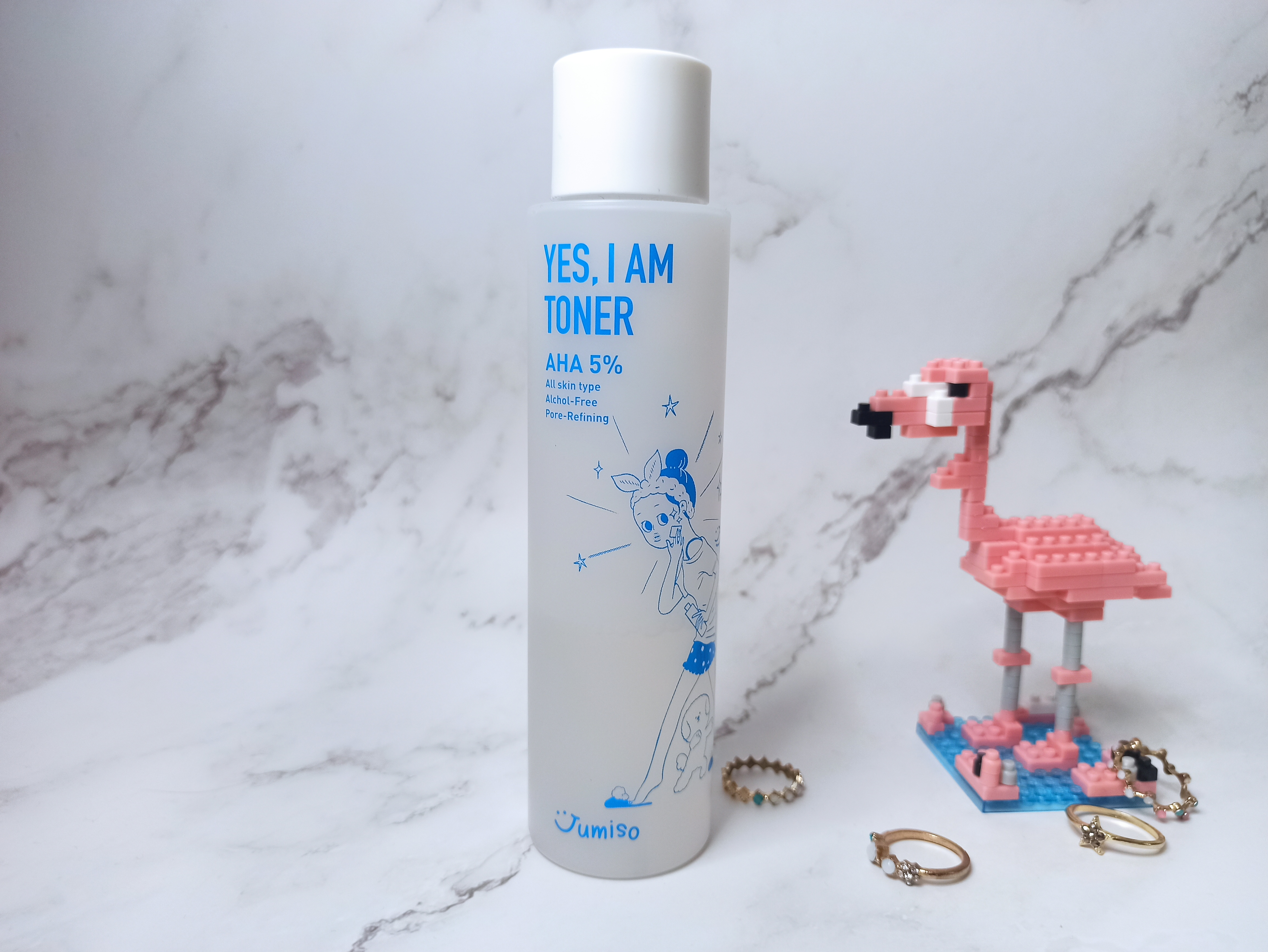 REVIEW | Jumiso Yes, I Am Toner AHA 5%
