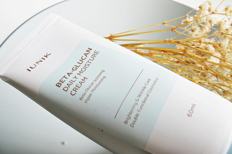 REVIEW | iUNIK Beta-Glucan Daily Moisture Cream