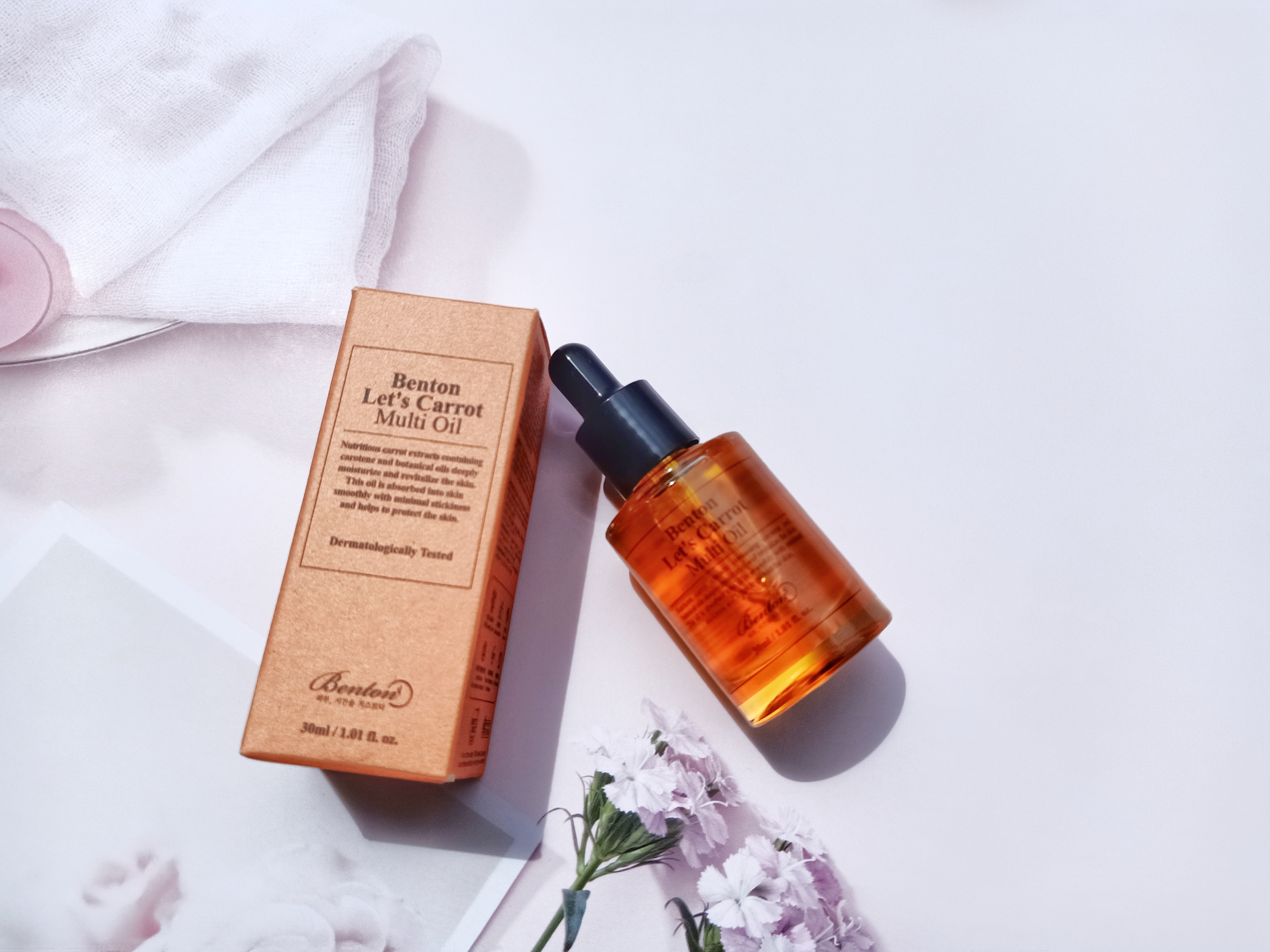 MUST-HAVE | Benton Let`s Carrot Multi Oil