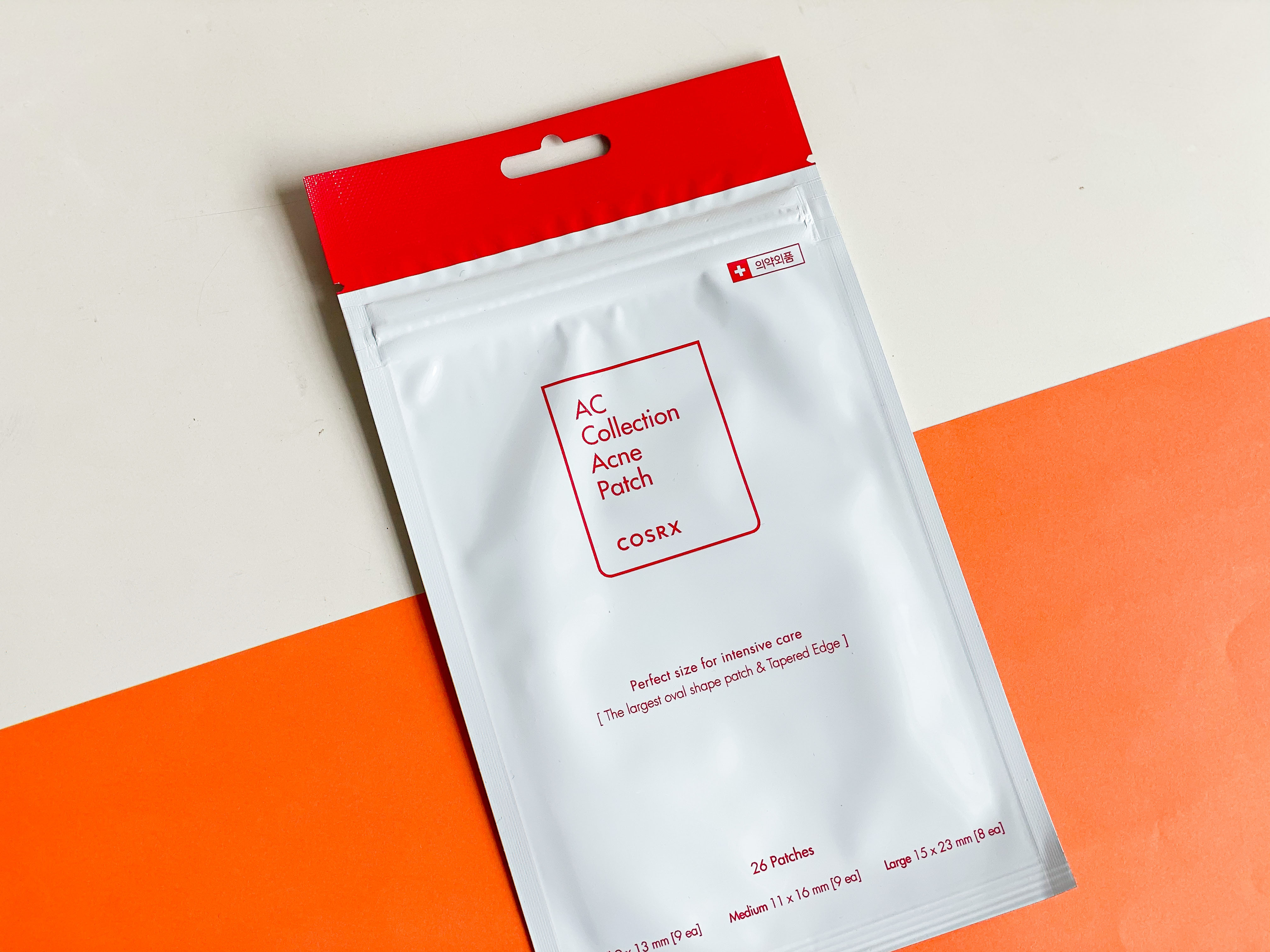 REVIEW | COSRX AC Collection Acne Patch