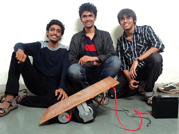 skaterboard