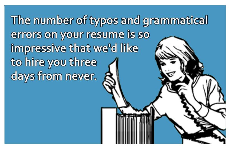 why you should get your resume reviewed by an expert