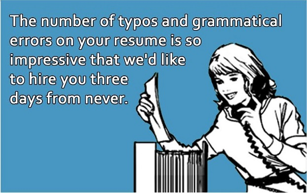 Your resume is your first and last chance to make an impression on your interviewer