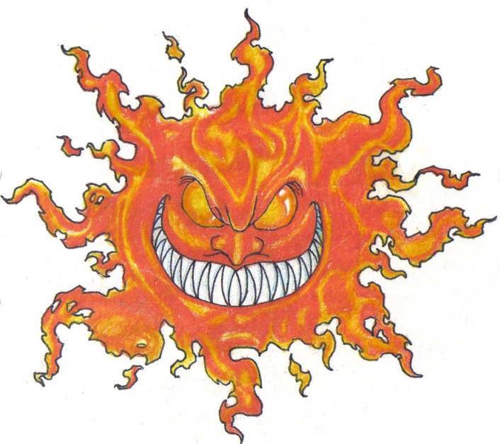Evil Sun