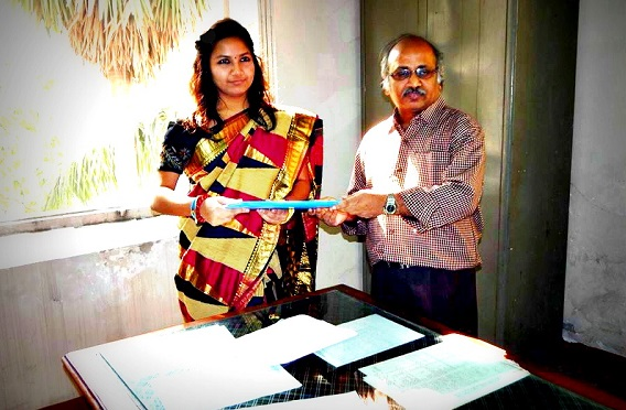 Internship At Nnmcb Sanchari From Jadavpur University Internshala Blog