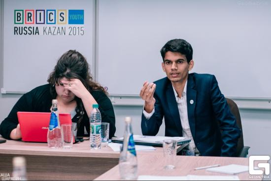 Internship at IISc Bangalore
