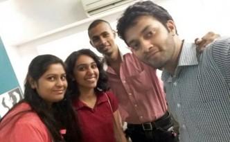 Internship at NDTV