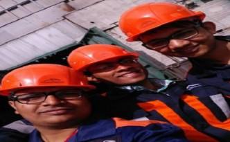 Internship at Arcelor Mittal