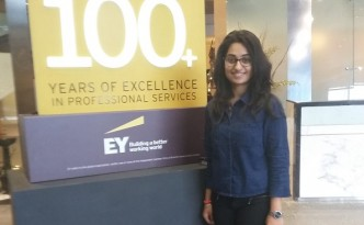 Internship at Ernst and Young