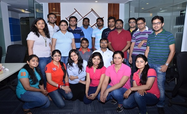 Internship at Kvantum Marketing Insights Pvt. Ltd.
