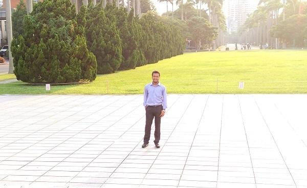 Internship at National Chiao Tung University