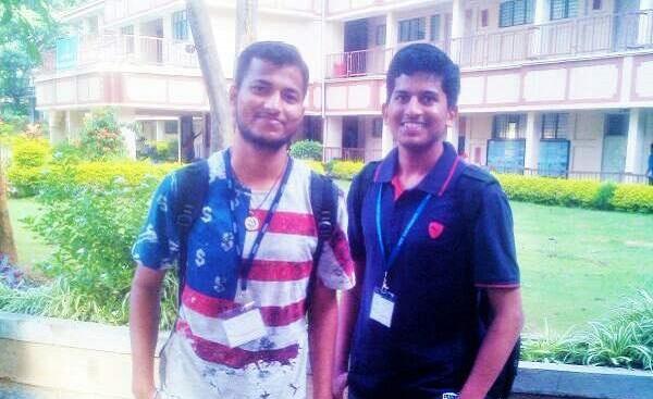 Internship at PES University