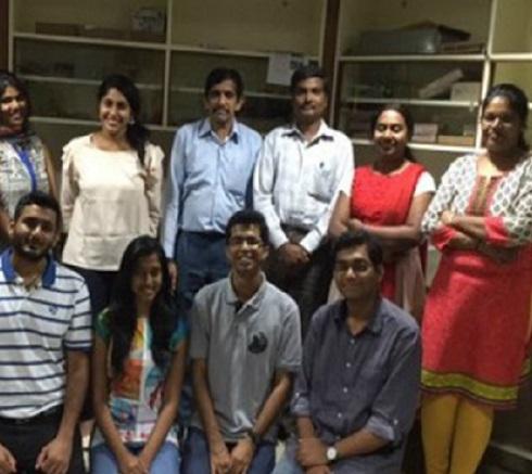 Internship at Raman Research Institue