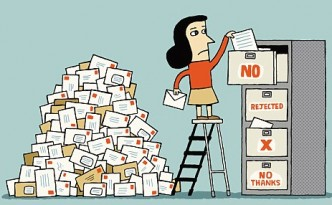 Mistakes committed by rejected candidates