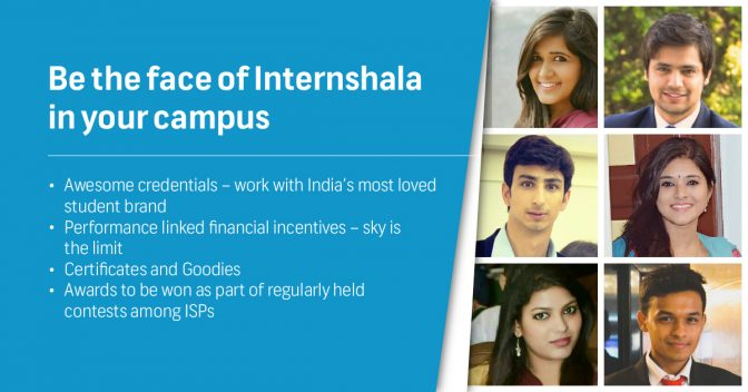 Internshala Student Partner 6.0 - The League of Extraordinary College Students