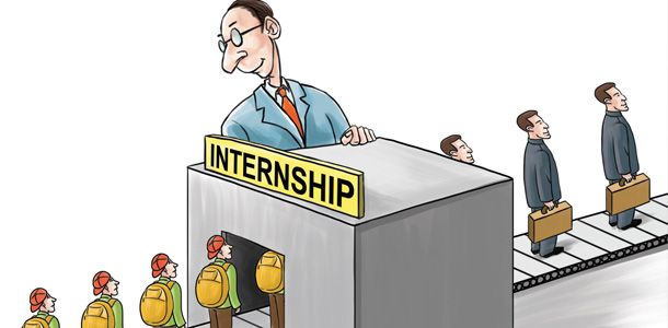 Thinking of an MBA? Go for an internship first!