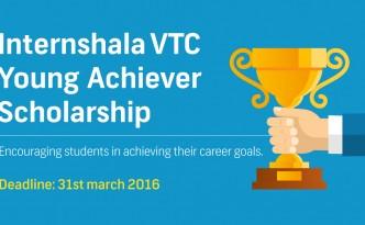 Internshala-VTC-Young-Achiever-Scholarship
