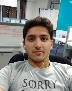 Internship at Capital One - Sparsh Gupta from IITR 5