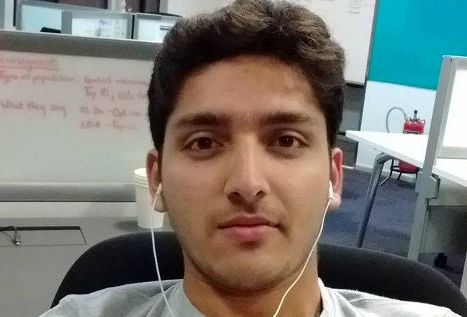 Internship at Capital One - Sparsh Gupta from IITR