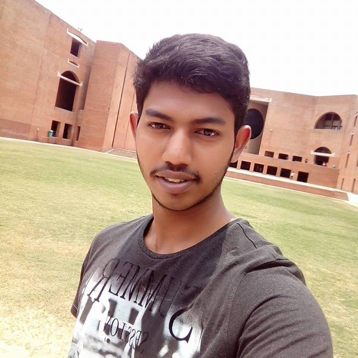 Internship at IIM Ahmedabad - Partha from IITK