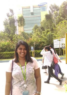 Internship at SRIB - Akankshya from NITK