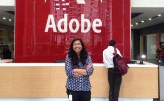 Internship at Adobe - Nikita from IIIT, Delhi
