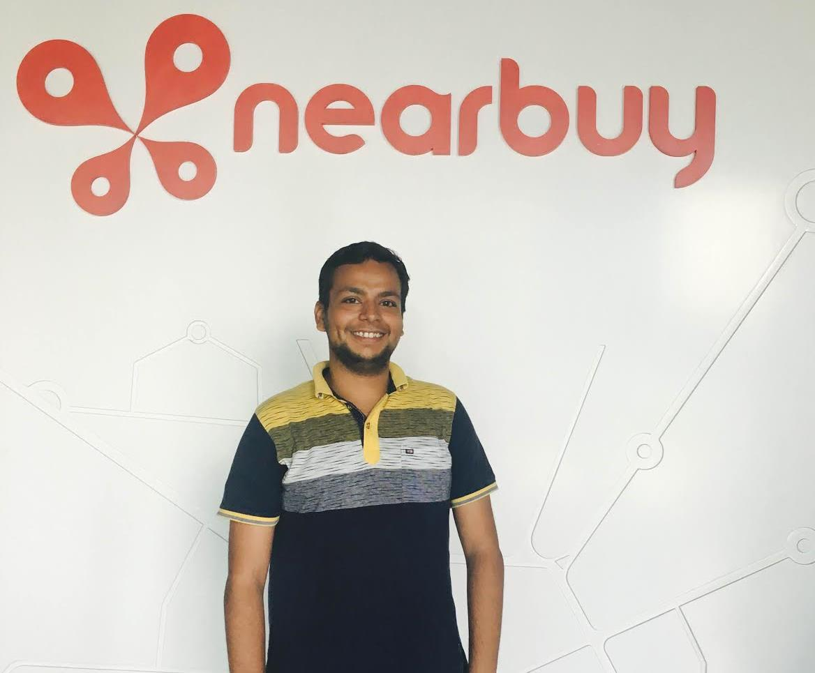 Internship at Nearbuy - Kapil from Delhi University