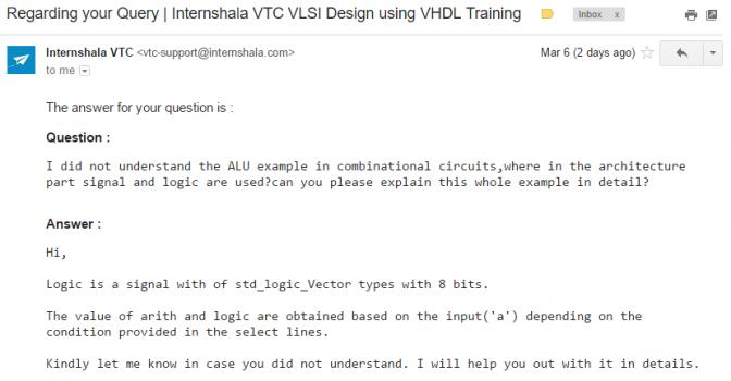 VTC query