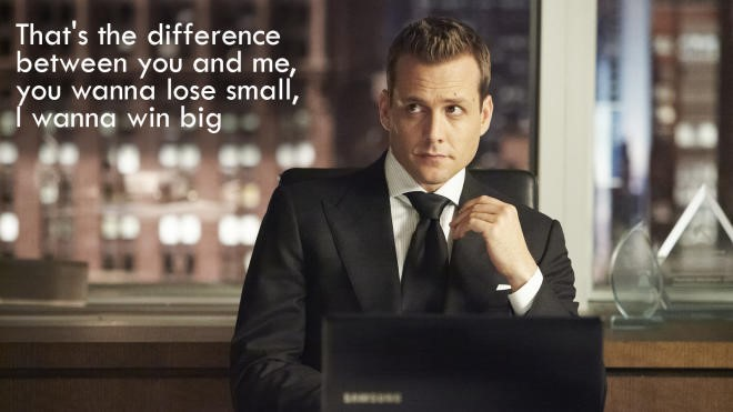 13 badass Harvey Specter quotes from Suits that every student can use in daily life - 1