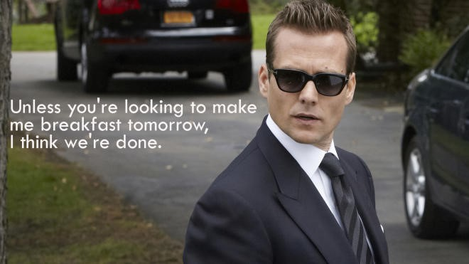 13 badass Harvey Specter quotes from Suits that every student can use in daily life - 3