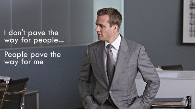 13 badass Harvey Specter quotes from Suits that every student can use in daily life - 8