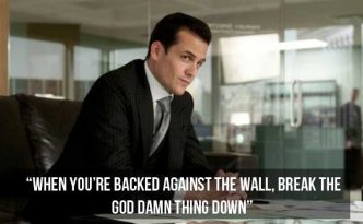 13 badass Harvey Specter quotes from Suits that every student can use in daily life - featured