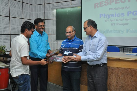 Teaching concepts of physics through folklore - My internship with Professor H.C. Verma at IIT Kanpur - 1