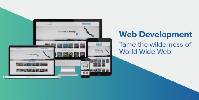 Web-Development-Tame-the-wilderness-of-World-Wide-Web