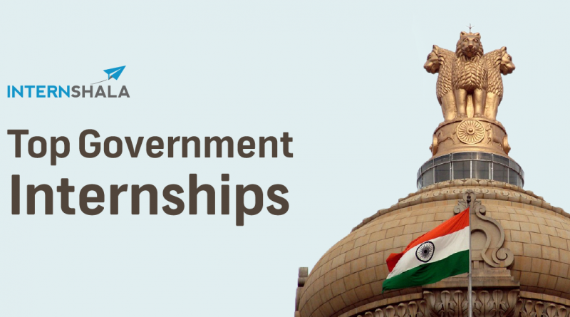 Top Government Internships in 2018 –  Lok Sabha, Ministry of Finance, and Ministry of External Affairs internship