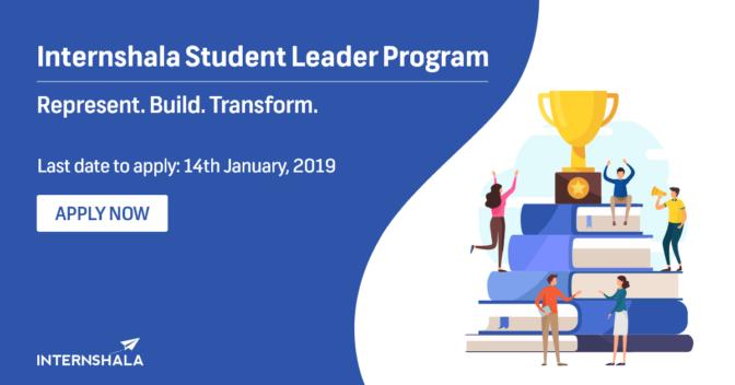 Internshala-Student-Leader-Program