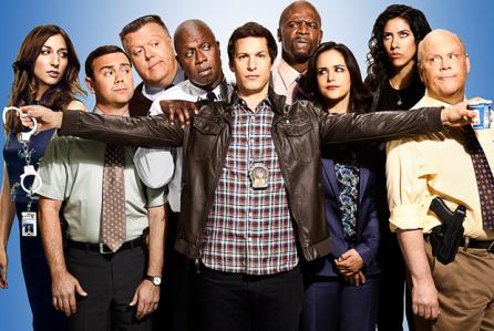 If Brooklyn Nine-Nine characters were exam-takers