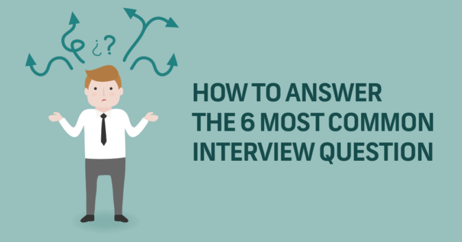 Common-interview-questions-and-how-to-answer-them