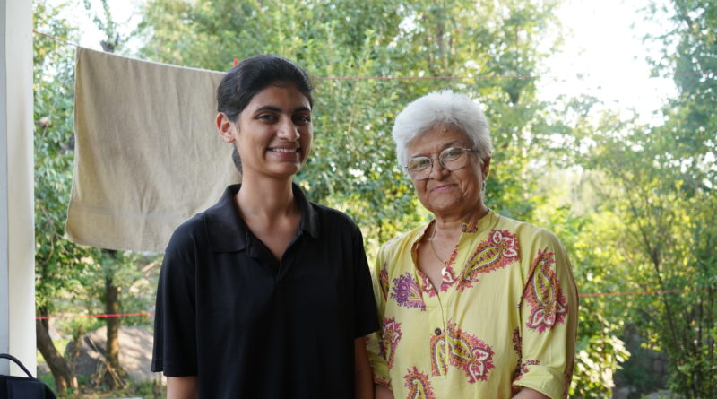 Awakening at Jagori: My internship with Kamla Bhasin Meeting Kamla Bhasin