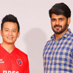 Internship with Bhaichung Bhutia - Scoring my career goals