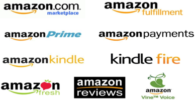 Work for one of Amazon's many branches