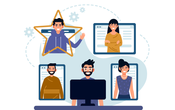 Hiring and onboarding interns virtually